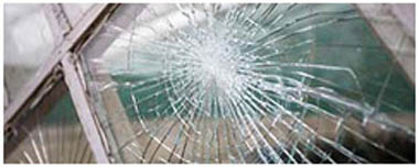 March Smashed Glass